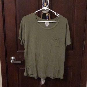 Mossimo Supply Co. Tops - Green shirt